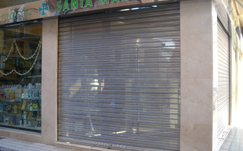 Gabiametal for Puerta enrollable