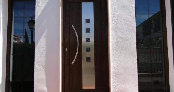Gabiametal for Puertas metalicas entrada principal